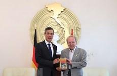Un journaliste allemand présentera un livre sur le Président Ho Chi Minh le 2 septembre prochain