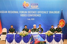 Le Dialogue des responsables de la défense du Forum régional de l'ASEAN