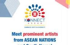 Top départ pour le programme culturel et artistique Konnect ASEAN