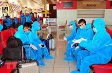 Près de 270 citoyens vietnamiens rapatriés de Cuba et de l'Allemagne