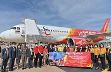 Thai Vietjet inaugure une ligne reliant Bangkok à Khon Kaen (Thaïlande)