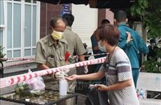 Ho Chi Minh-Ville achève la remise de l'aide financière aux personnes touchées par le COVID-19