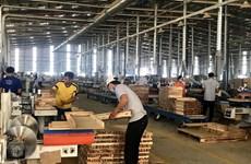 Les exportations de bois et produits dérivés en hausse de 6% en sept mois