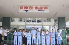COVID-19 : 5 patients de Da Nang ont été guéris