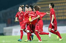 L'équipe de football féminin du Vietnam en tête de l'Asie du Sud-Est