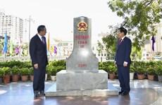 Vietnam et Chine fêtent le 20e anniversaire de la signature du Traité sur la frontière terrestre