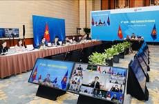 Consultation pour la mise en vigueur des accords commerciaux ASEAN - Hong Kong