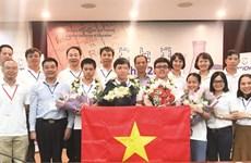 Đàm Thi Minh Trang, la jeune perle de la chimie