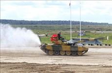 Le Vietnam connaît de bons résultats lors des Army Games 2020