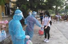 COVID-19: le Vietnam ne signale aucun nouveau cas mais fait face encore au risque de contamination