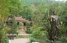 Huyen Khong Son Thuong, une des plus belles pagodes à Hue