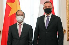 La Pologne souhaite promouvoir la coopération multiforme avec le Vietnam