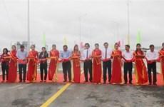 Tien Giang investit dans de nombreux projets de transport clés