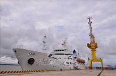 Le Vietnam reçoit un navire-école, don du gouvernement sud-coréen