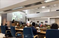 Forces de l'ordre: Renforcement du partenariat entre l'ASEAN et l'Italie