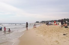Thua Thiên-Huê: Thuân An, une paisible plage de Huê