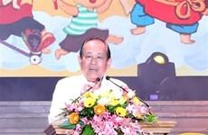 Un vice-Premier ministre offre des cadeaux aux enfants défavorisés avant la fête de la mi-automne