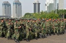 Le président indonésien s'engage à moderniser l'armée