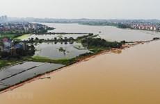 Intempéries : le Vietnam vient en aide à la Chine