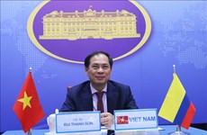 Vietnam – Colombie: 5e consultation politique au niveau des vice-ministres