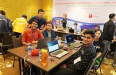 Les étudiants de l'ASEAN rivalisent sur la sécurité de l'information