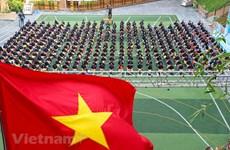 Les élèves se réjouissent de la rentrée scolaire spéciale à Hanoï