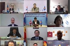 L'ASEAN discute de l'amélioration de l'efficacité de la chaîne d'approvisionnement régionale