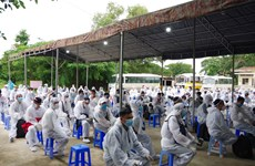 Coronavirus : près de 330 citoyens vietnamiens rapatriés de l'Angola
