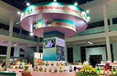 "Foire agricole ""One Commune One Product"" (OCOP) 2020 à Lao Cai"