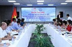 Les localités du Sud renforcent leur coordination dans la diplomatie populaire