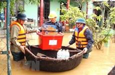 Inondations au Centre : Ho Chi Minh-Ville au chevet des sinistrés