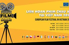 Le Festival du film européen 2020 prévu en fin novembre dans quatre villes vietnamiennes