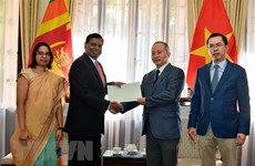 Le Sri Lanka soutient les victimes des inondations dans le Centre du Vietnam