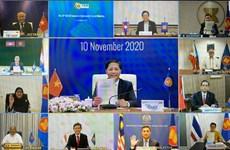 Les ministres de l'ASEAN ont convenu de faciliter la circulation des biens essentiels dans la région