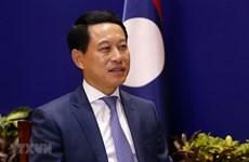 ASEAN 2020: le Laos apprécie les contributions du Vietnam à la promotion du rôle de l'ASEAN