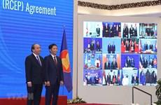 Signature du Partenariat économique régional global