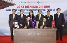 Pour faire de Vinh Phuc une destination d'investissement sécuritaire et potentiel