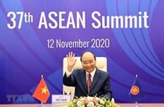 """Déclaration de présidence du 37e Sommet de l'ASEAN: """"Cohésif et réactif"""""""