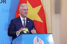 Les États-Unis souhaitent promouvoir le partenariat intégral avec le Vietnam
