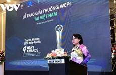 Neuf entreprises vietnamiennes reçoivent les prix des Principes d'Autonomisation des Femmes