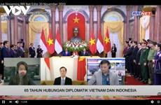 La Voix du Vietnam et la Radio Republik Indonesia sur la même longueur d'onde