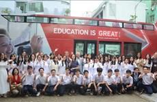 Le Parcours de l'éducation et de la technologie au Royaume-Uni fait escale à Dà Nang