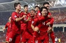 Football : le Vietnam demeure dans le top 100 du classement FIFA