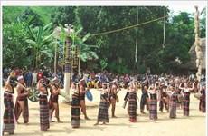 Quang Nam: Alang Bay, patriarche de l'édification de la vie culturelle des Co Tu