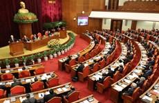Ouverture du 14e Plénum du Comité central du Parti