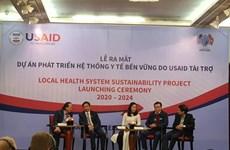 L'USAID lance un projet pour aider le Vietnam à éradiquer le VIH/SIDA et la tuberculose