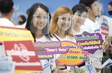 La Thaïlande organise de premières élections locales depuis six ans