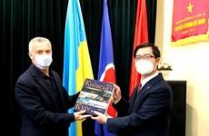 Promotion des relations d'amitié traditionnelle Vietnam – Ukraine