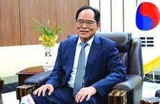 L'ambassadeur sud-coréen transmet un message d'espoir via un clip vidéo en vietnamien