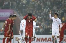 Phu Tho : un match nul entre l'équipe nationale du Vietnam et l'équipe U22